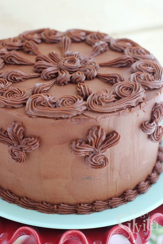 Adicción por el chocolate: Tarta - Megasilvita