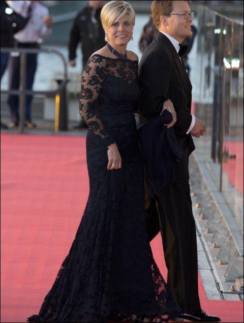 Princess Laurentien of the Netherlands in Olvi's