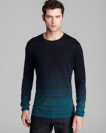 Elie Tahari Knox Stripe Sweater | Bloomingdale's