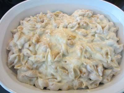 A rich, creamy 4-Cheese Mac and Cheese that is to die for!
