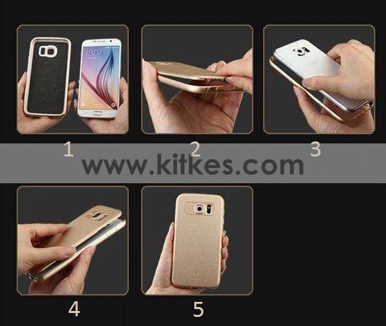 Baseus Fusion Classic Case Samsung Galaxy S6 - Rp 185.000 - kitkes.com