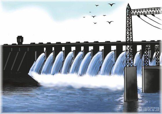 Energia Del Agua Imagenes De La Energia Cursillo Distribucion De Energia Electrica