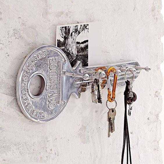 Schlüsselboard Schlüsselbrett Keyboard Schlüsselleiste Schlüsselhalter in Möbel & Wohnen, Klein- & Hängeaufbewahrung, Schlüsselbretter | eBay
