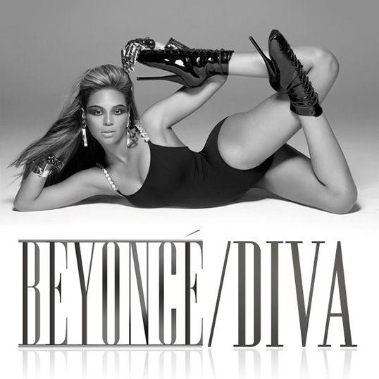 Beyoncé – Diva (single cover art)
