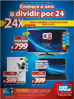 Folheto Radio Popular - 7 a 20 Jan