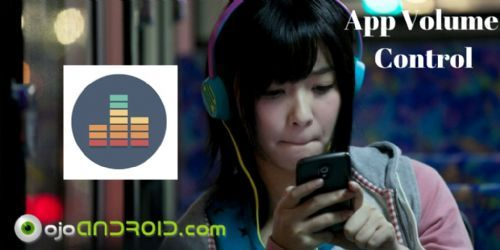 App Volume Control es una aplicación esencial para todo usuario de teléfonos Android, su labor es muy simple, permite personalizar el nivel de volumen de cada aplicación por separado, que nunca más las notificaciones suenen por encima de tu música.