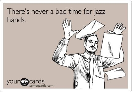 Everyone loves a good Jazz Square...