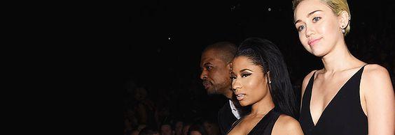 Nicki Minaj admite arrependimento de brigas que teve no passado
