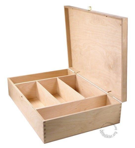 Xl Holzbox Mit Einteiler Und Deckel Holzkiste Holz Schatulle Geschenkbox F Wein Mobel Wohnen Klein Hangeaufbewahrung Boxen Holzkisten Kiste Schatulle