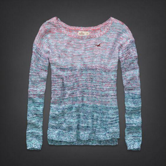 Bettys Rockpile Sweater | Bettys Sweaters | HollisterCo.com