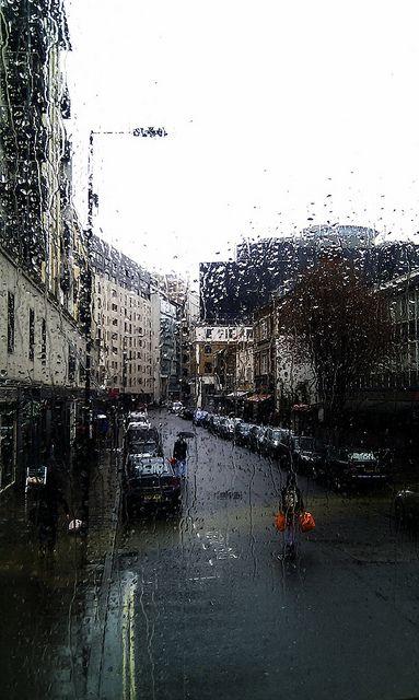 Rain - London