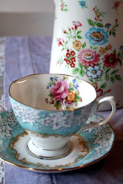 »♥«chá - Teacup: