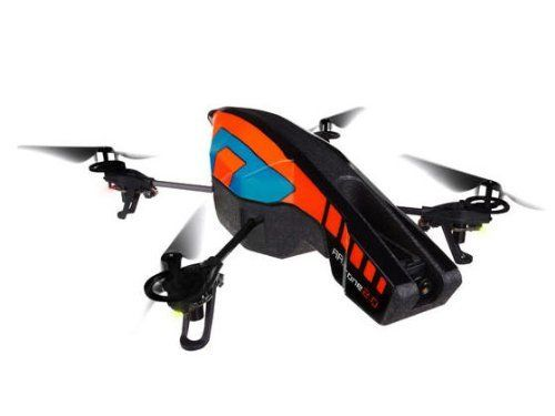 Parrot AR.Drone 2.0 Quadricopter Controlled by iPod touch, iPhone, iPad, and Android Devices -Orange/Blue by Parrot Inc., http://www.amazon.com/dp/B007HZLLOK/ref=cm_sw_r_pi_dp_xyhLrb1V529WY