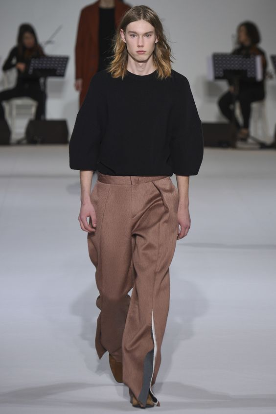 Wooyoungmi Fall 2016 Menswear Fashion Show