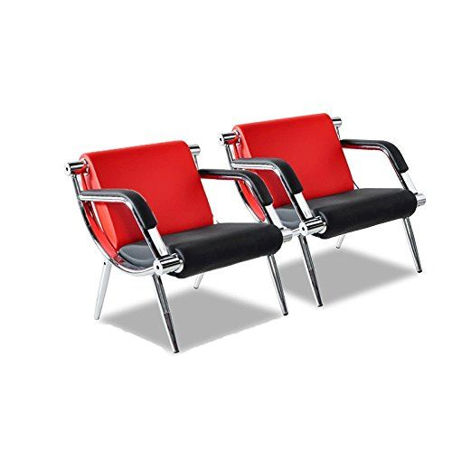 Bestmart Inc 2 Pcs Office Guest Reception Chairs Executive Side
