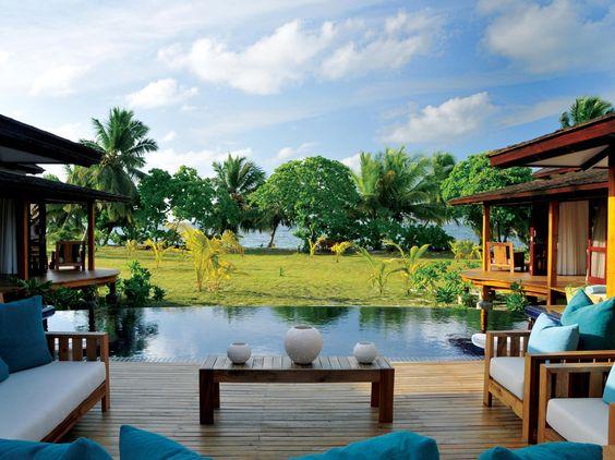 Desroches Island - Seychelles