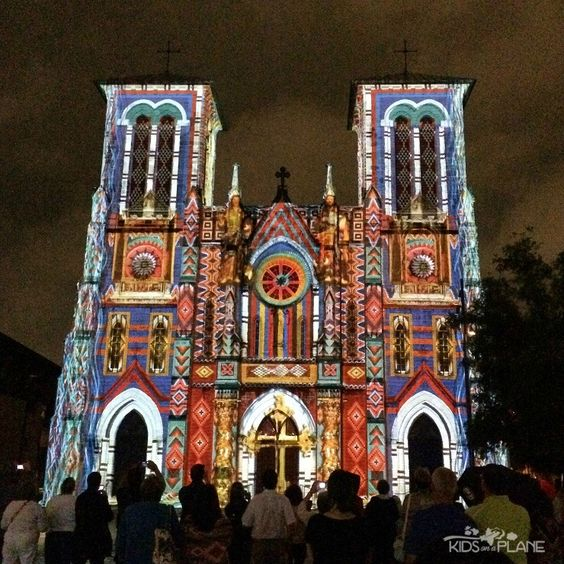 What+to+Do+in+San+Antonio+with+Kids+-+Attractions,+Free+Activities+and+Food