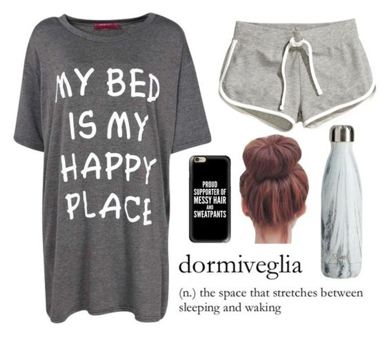 """Good Morning Polyvore"" by alexa432 ❤ liked on Polyvore featuring Boohoo, H&M, Casetify and goodmorningpolyvore"