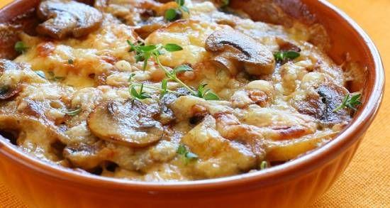 Champignons Met Kaas Uit De Oven recept | Smulweb.nl