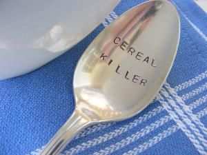 There is a cereal killer in all of us.