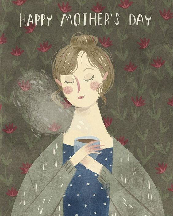 Taryn Knight  @taryndraws Happy Mother's Da...Instagram photo | Websta (Webstagram)