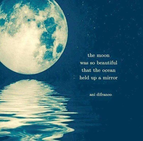 90 Mirror Quotes Ocean Quotes Moon Quotes Moon
