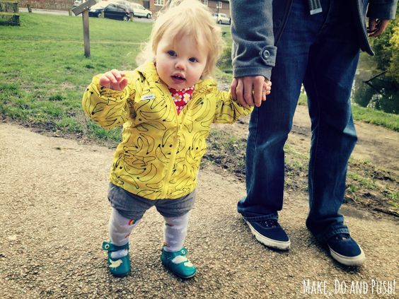 Make, Do and Push!: A Walk in the Park