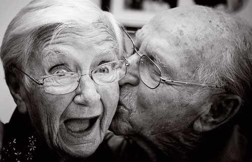 Senior citizens!