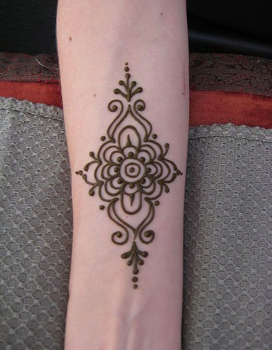 Henna Tattoos For Beginners: Pinterest • The World's Catalog Of Ideas