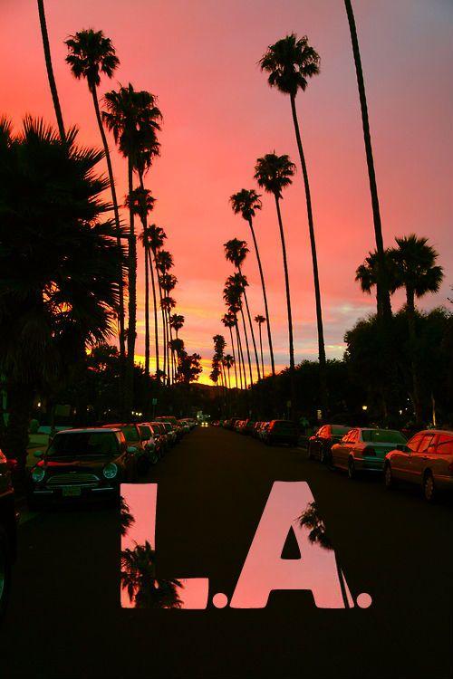 OLN Inc loves LA! #OLNinc #LA #LosAngeles: