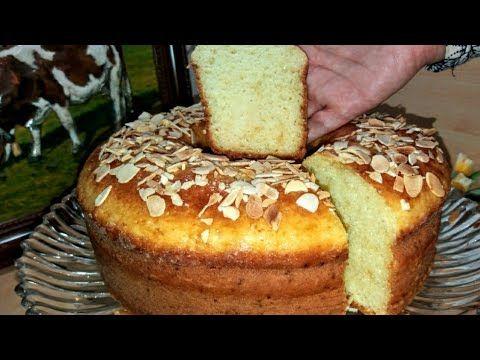 حضري الكيكة اليومية الخرافية بدون فشل مع جميع المراحل والخطوات خصوصا للمبتدءات Youtube Food Breakfast Cake