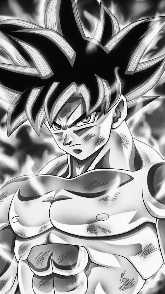 Dragonball Ultra Instinct Goku Dragon Ball 90s Cartoon Love Is All