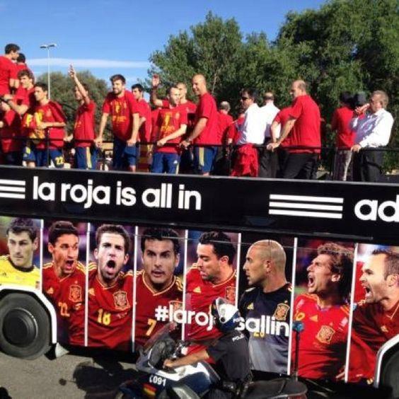 España Campeones Euro2012!!