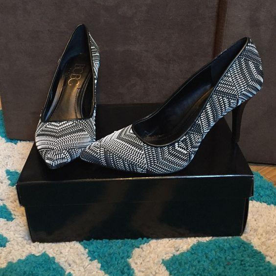 Bcbg Black Pump Shoes
