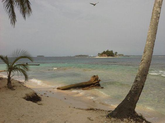 San Blas, isla Perro...una parte del paraiso en la tierra...