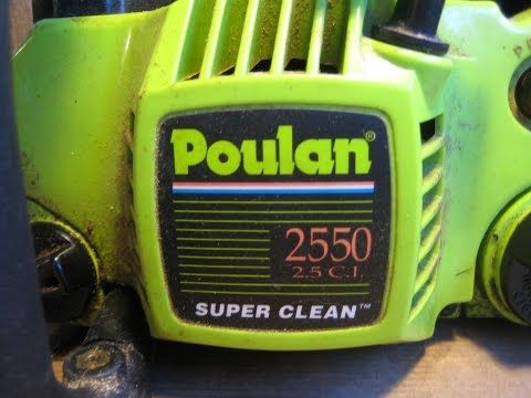Youtube With Images Air Filter Poulan Chainsaw Filters