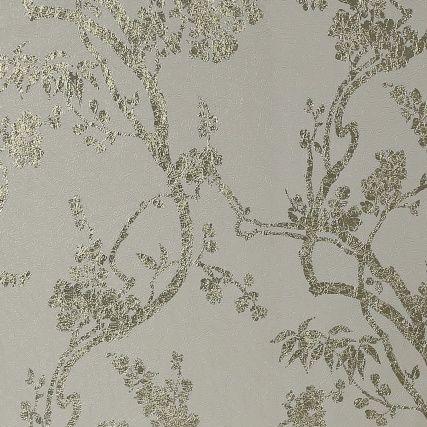341236 Arthouse Sundown Natural Gold Wallpaper 1 Floral