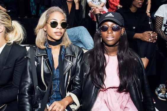 Front row under Fashion Week SS17: Ida Sjöstedt, Ida Klamborn: