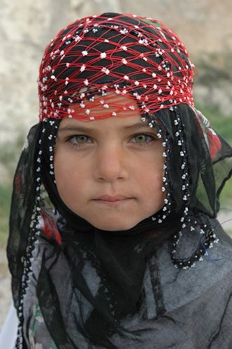 Little turkish girl: