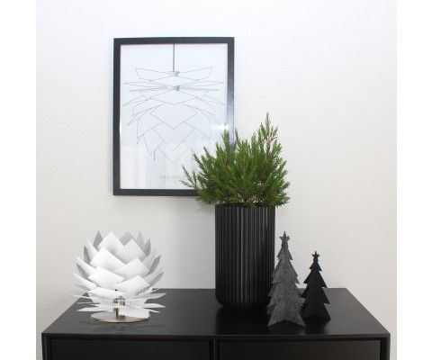 Low Table Lamp: This eye-catching PineApple XS Low Table Lamp by Dyberg Larsen has been  beautifully crafted,Lighting
