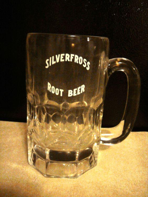 Elams Root Beer Mug