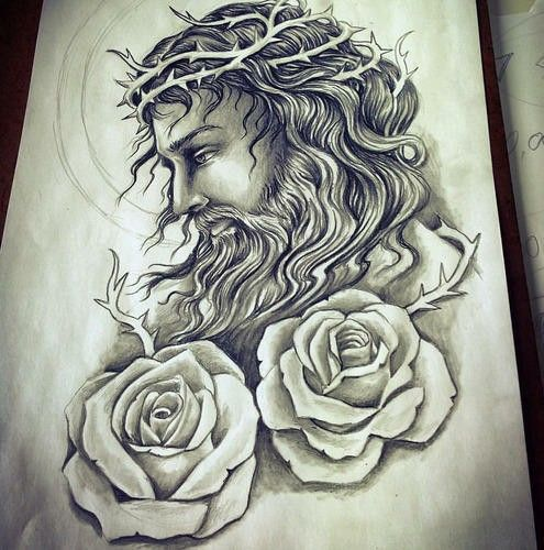 Jesus Cover Up2 Sessions Fkirons Worldfamousink 15