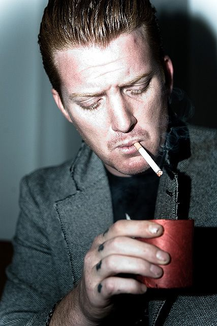 Josh Homme - Music Genius !  QOTSA - Them Crooked Vultures - EODM