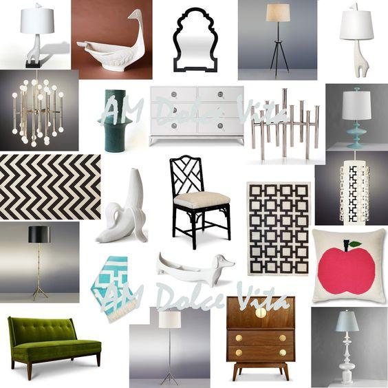 Jonathan Adler: Remodel Idea, Decor Ideas, Good Ideas, Ideas Vision, Patterns Shapes, Mid Century Patterns, Room Ideas, Apartment Ideas