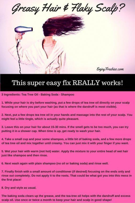 9a51b680c62462e69eed67bd54ac19fa - How To Get Rid Of Greasy Hair With Baking Soda