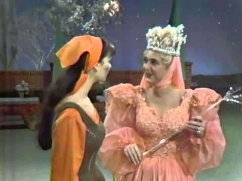 """Remember watching the 1965 Rodgers and Hammersein's """"Cinderella""""  with Lesley Ann Warren, Stuart Daman, Celeste Holmes, Pat Carrol, Ginger Rogers"""