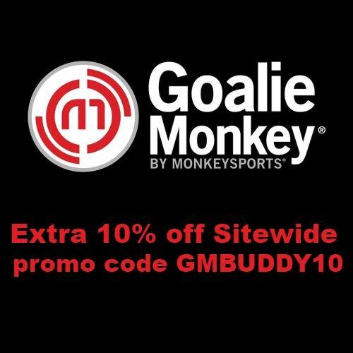 Goalie Monkey Offers A Best Price Guarantee Baseball Monkey Hockey Equipment Lacrosse Gear