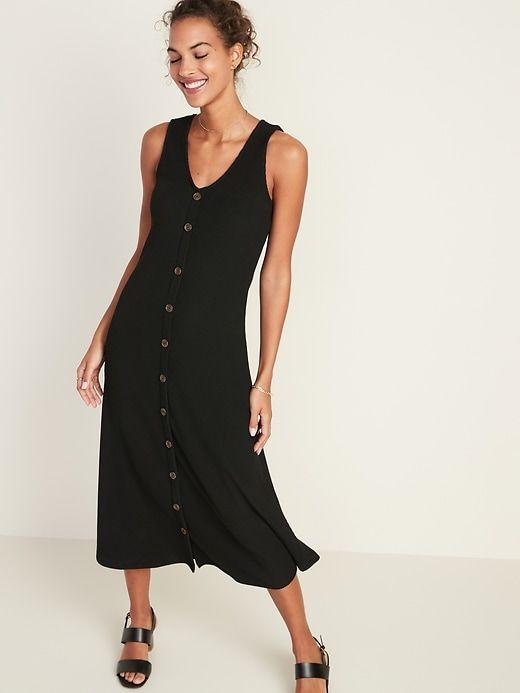 11++ Button front midi dress ideas