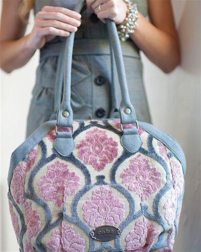 Petunia Pickle Bottom Cake Hampton Holdall Berry Chiffon  #diaperbag  #shoulderbag #velvet