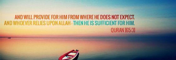 Beautiful Islamic Facebook Covers